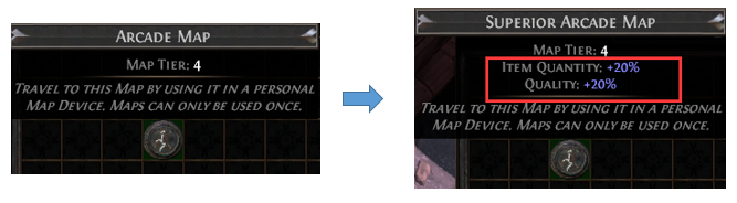 Increase The Maps Quantity To Get Mirror Of Kalandra