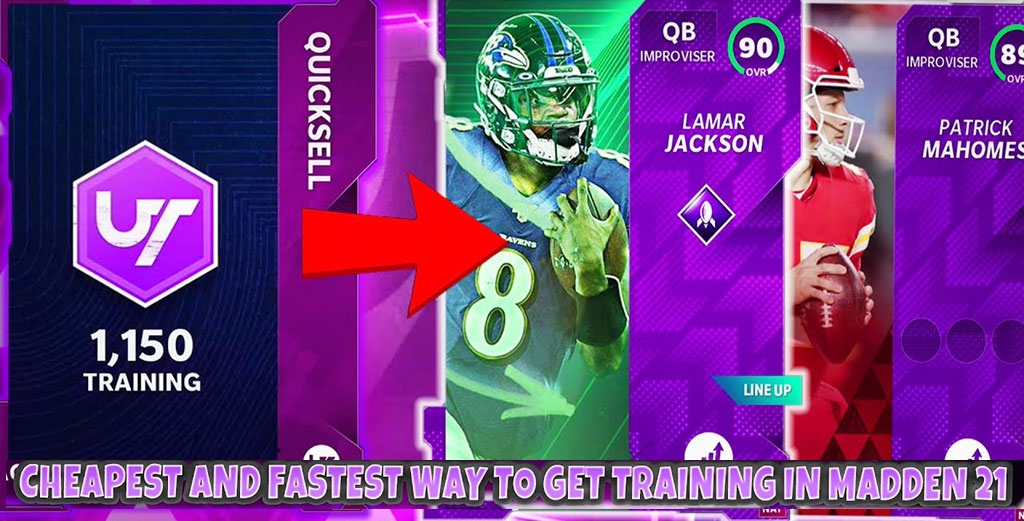 How to get more Madden 21 Training Points