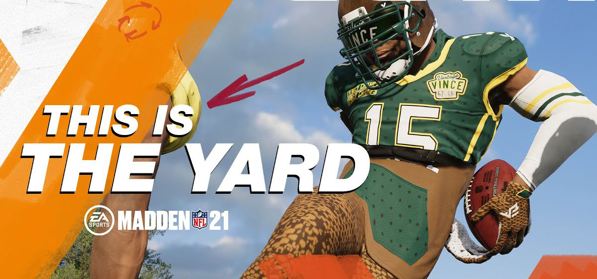 New modes Superstar KO and Yard add in Madden 21